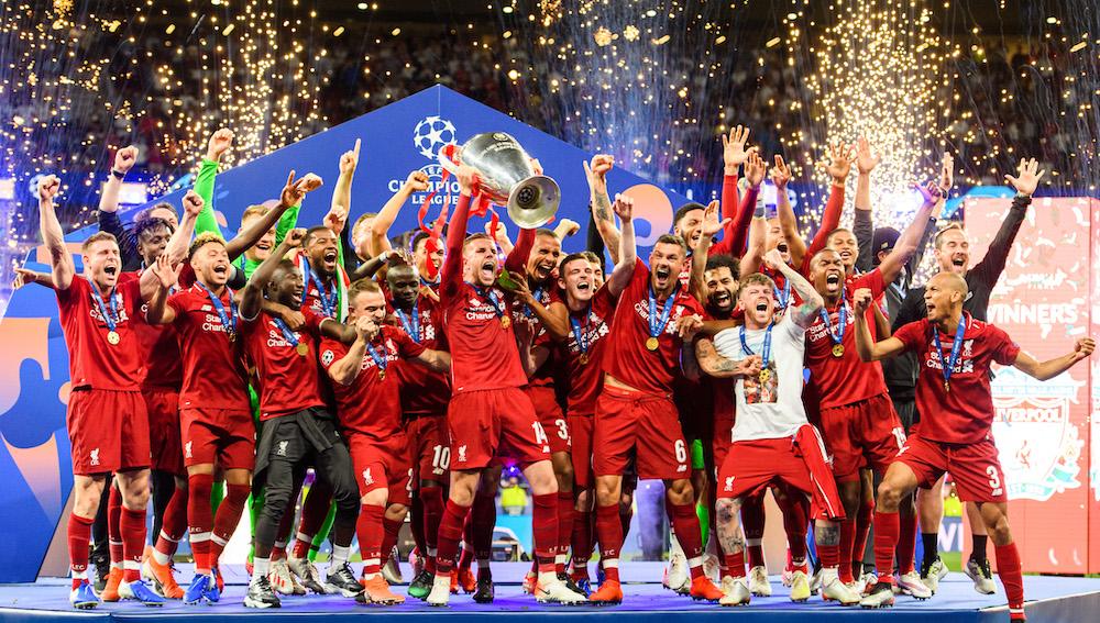 LISTA: Tio lag som varit i Champions League-final flest gånger