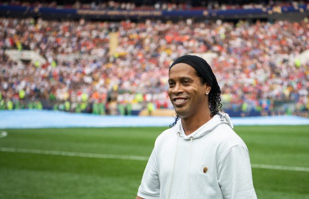 LISTA: Tio saker du inte visste om Ronaldinho