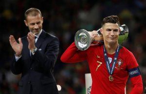 Lista: Fem stjärnspelare som hatar Cristiano Ronaldo