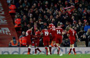 Liverpool löner & lönelista