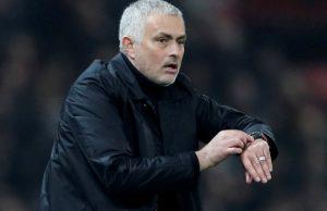 Mourinho på väg till Real Madrid - Stämmer inte