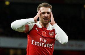 Ramsey till Real Madrid