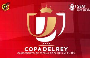 Spanska Cupen på TV, Copa del Rey 2018:2019 - TV-tider, spelschema, resultat