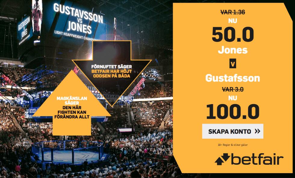 UFC 232 Alexander Gustafsson vs Jon Jones Fight Card 2018