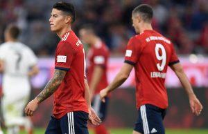 Uppgifter: James öppnar för att lämna Bayern inom kort