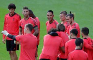 Uppgifter: Keylor Navas vill lämna Real Madrid gratis