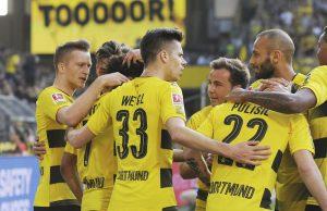 Uppgifter: Weigl ser ut att lämna Borussia Dortmund
