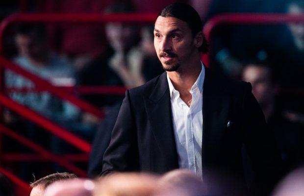 Uppgifter: Zlatan sägs vara detaljer från flytt till AC Milan