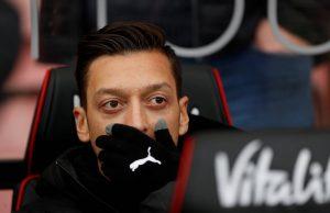 Upppgifter: Arsenal kan låta Özil lämna inom kort