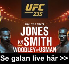 Viaplay UFC, boxning & Viaplay Fighting ersätts av Viaplay Sport & Total!