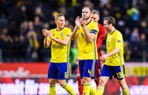 Vilka möter Sverige i EM-kvalet 2020?