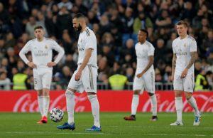 Real Madrid löner & lönelista 2019/2020