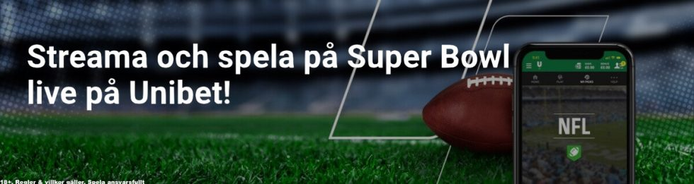 Se Super Bowl gratis? Streama Super Bowl live stream gratis online!