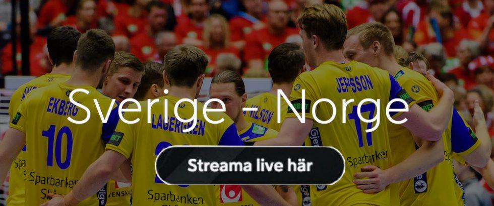 Sverige Norge TV kanal