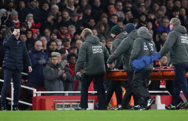 Uppgifter: Arsenals rädsla - Bellerín kan bli borta nio månader