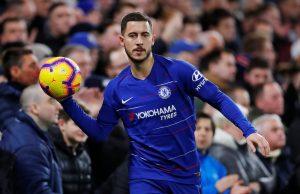 Uppgifter: Chelsea sätter prislapp på Eden Hazard