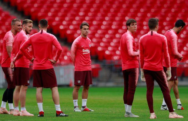 Uppgifter: Denis Suarez till Arsenal i vinter