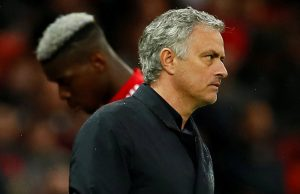 Uppgifter: Jose Mourinho tackar nej till Benfica