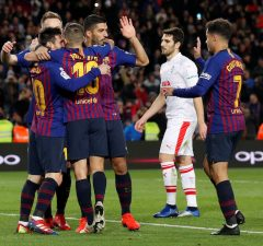 Uppgifter: Olivier Giroud går till Barcelona?