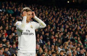 Uppgifter: Real Madrid letar efter ersättare till Luka Modric