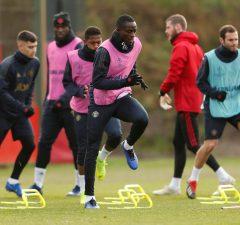 Uppgifter: United nekar Arsenal-bud på Eric Bailly