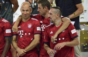 Arjen Robben kan lägga skorna på hyllan