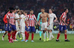 Atletico Madrid Real Madrid stream 2020