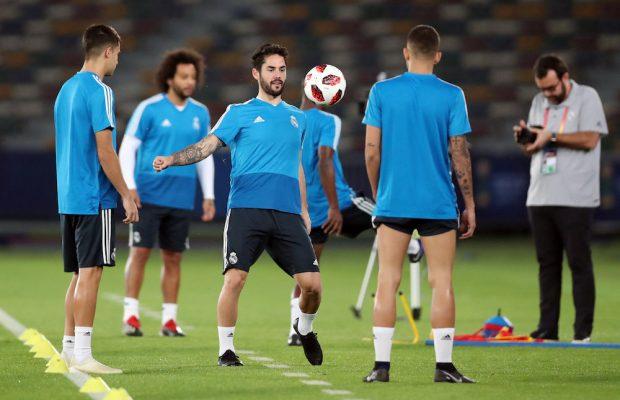 Chelsea in i jakten på Real Madrids Isco i sommar