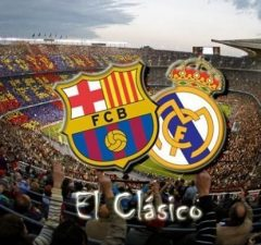El Clasico senaste möten & resultat