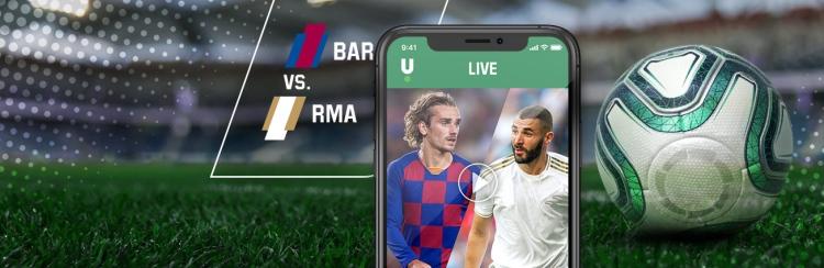 FC Barcelona Real Madrid live stream free