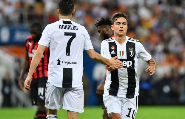 Inter siktar in sig på värvning av Paulo Dybala