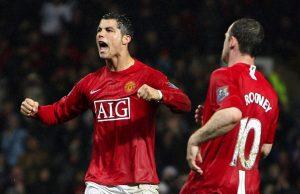Lista- Åtta spelare som älskade att spela med Wayne Rooney