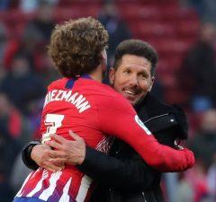 Officiellt: Diego Simeone förlänger med Atlético Madrid