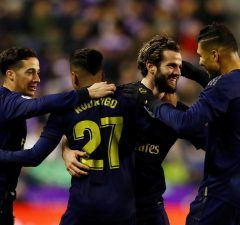 Real Madrid på TV idag - vilken kanal visar Real Madrid match ikväll?