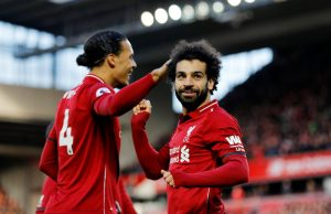 Uppgifter: Juventus siktar in sig på Mohamed Salah