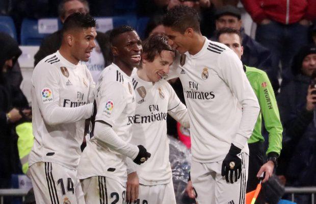 Uppgifter: Luka Modric kan stanna i Real Madrid