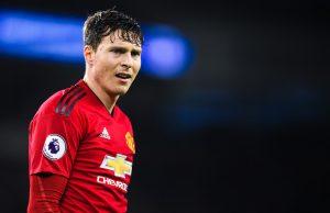 Uppgifter: Manchester United siktar in sig på mittback