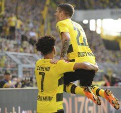 Wenger bekräftar: Ville köpa Jadon Sancho