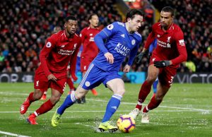 Succé i Leicester - jagas av Manchester City