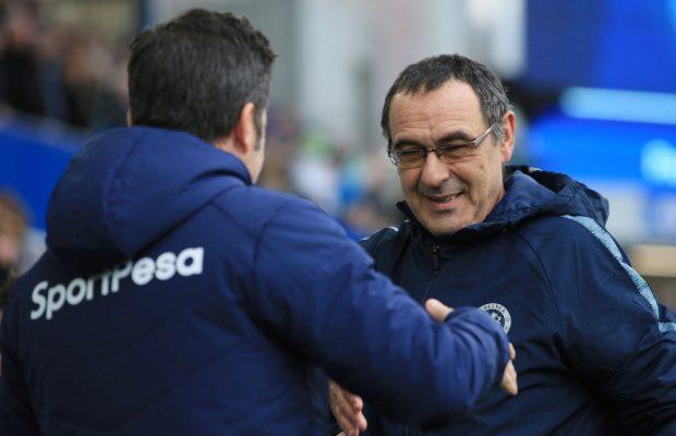 Chelsea kan göra sig av med Sarri under landslagsuppehållet