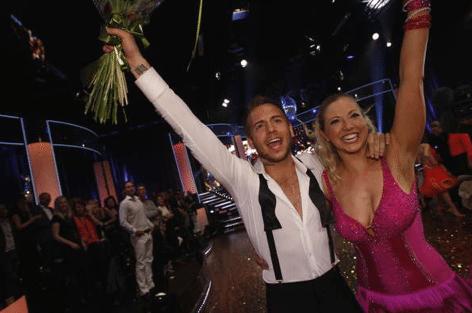 VINNARE LETS DANCE 2019