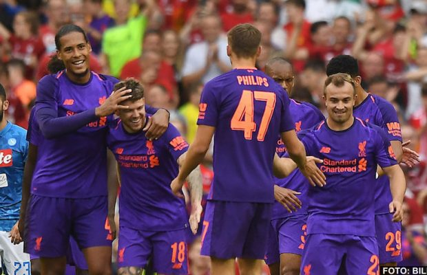 Liverpool-backen nära Lazio