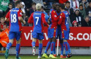 Manchester United släpper inte tankarna om Wilfred Zaha