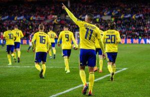 Sverige Malta på TV live: vilken kanal visar landskamp fotboll?