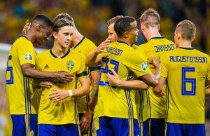 Sverige Spanien på TV live: vilken kanal visar landskamp fotboll?