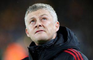 Manchester United in i kampen på Hudson-Odoi