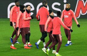 Uppgifter: Manchester United ute efter Umtiti