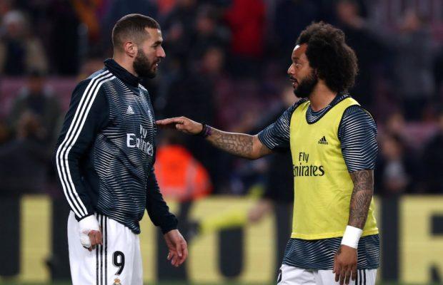 Uppgifter: Marcelo klar för Juventus till sommaren