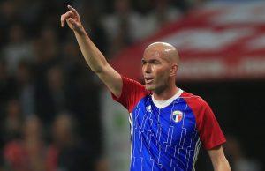 Uppgifter: Storklubbarna i kamp om Zidane
