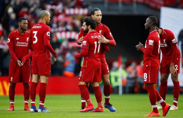 Uppgifter: Van Dijk går mot förlängning med Liverpool